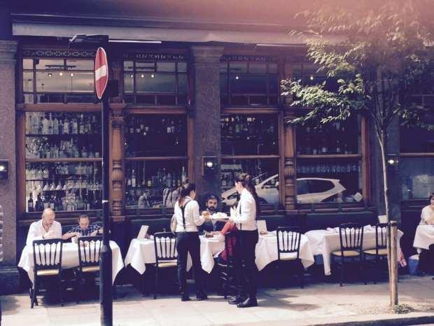 The cavendish london marylebone glasgow foodie