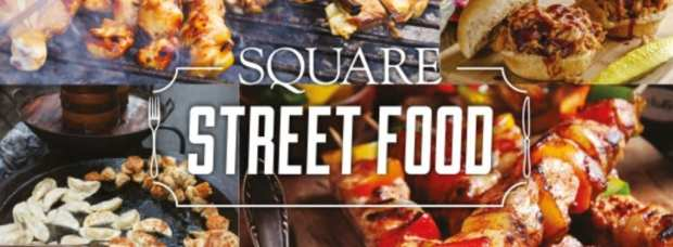 princes square street food glasgow foodie