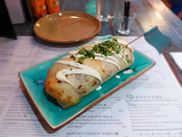 Food review: Topolabamba, 89 St Vincent St, Glasgow G2 5TF