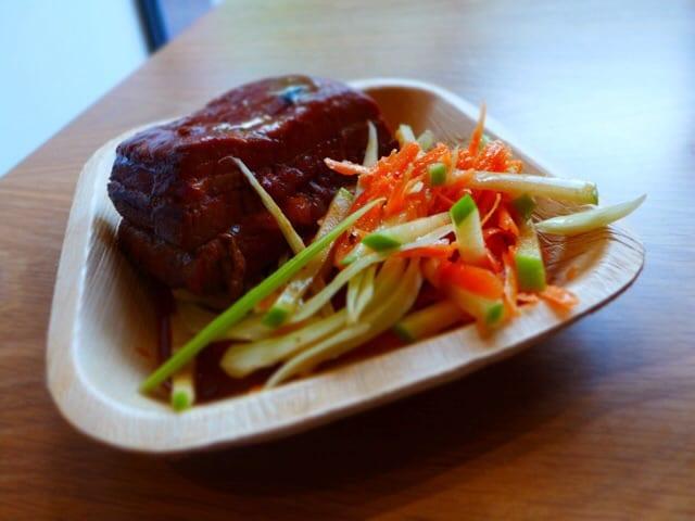 pork ribs jura whisky tony singh apex hotels pop up edinburgh festival glasgow foodie explorers