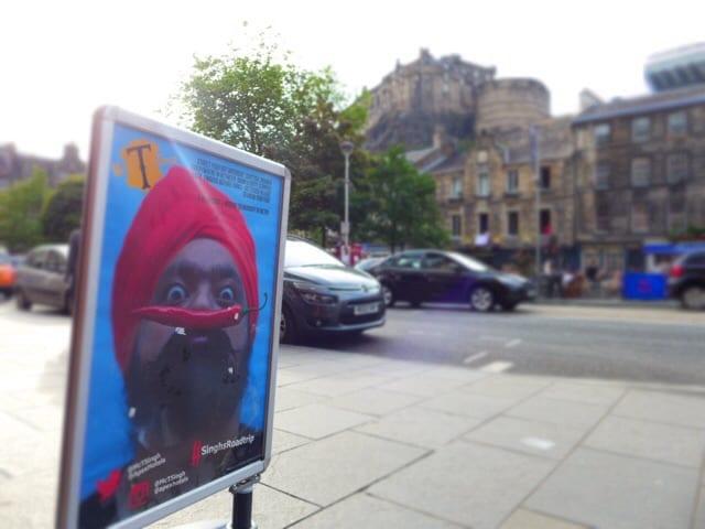 Food review: Tony Singh's Road Trip, Apex International Hotel, 31-35 Grassmarket, Edinburgh