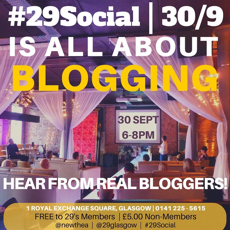 @29 Social Networking Event