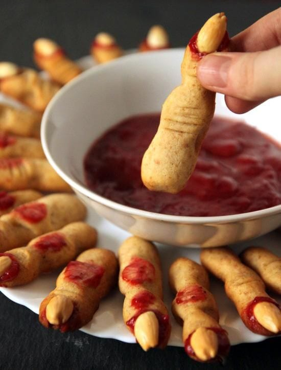 Witches_Fingers halloween recipe