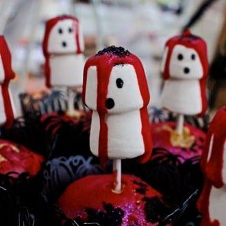 ghost graveyard halloween rci pe home and garden glasgow foodie explorers food travel blog