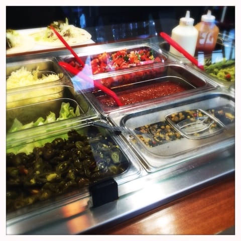 toppings taco mazama glasgow central railway station tex mex mexican glasgow foodie exlorers