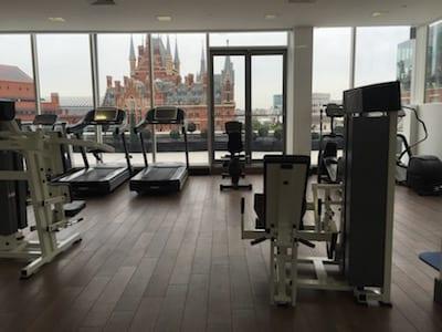 Pullman Hotel London St Pancras, gym