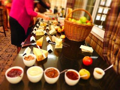 macdonald forrest hills hotel aberfoyle trossachs cheese