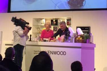 BBC Good Food Show Scotland - Mary Berry & Paul Hollywood on Supertheatre