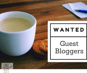 guest post blogger wanted