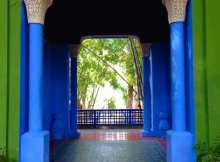 Travel: Jardin Majorelle, Marrakesh