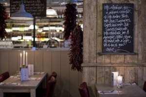 bills restaurant christmas glasgow