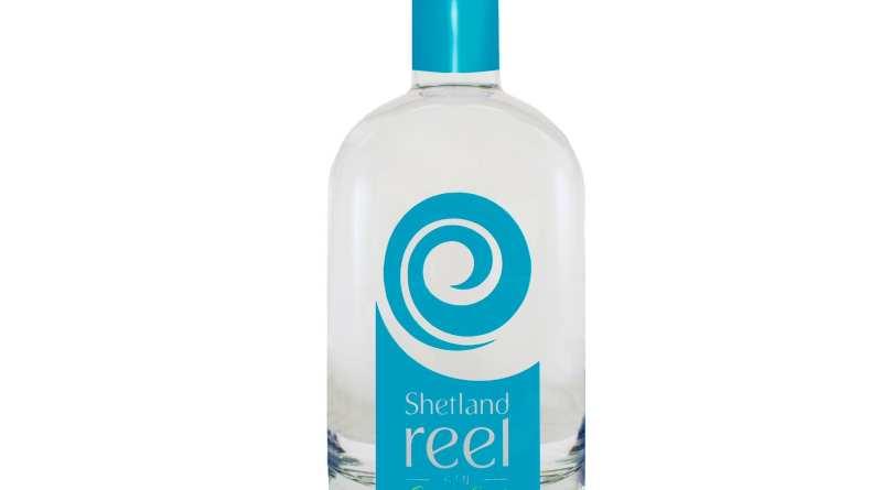 Shetland gin Christmas gift