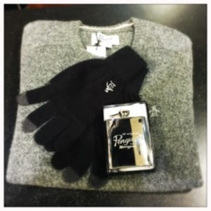 Jumper Christmas shopping Silverburn Glasgow men's
