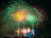 The BEST places for New Year Fireworks in the UK