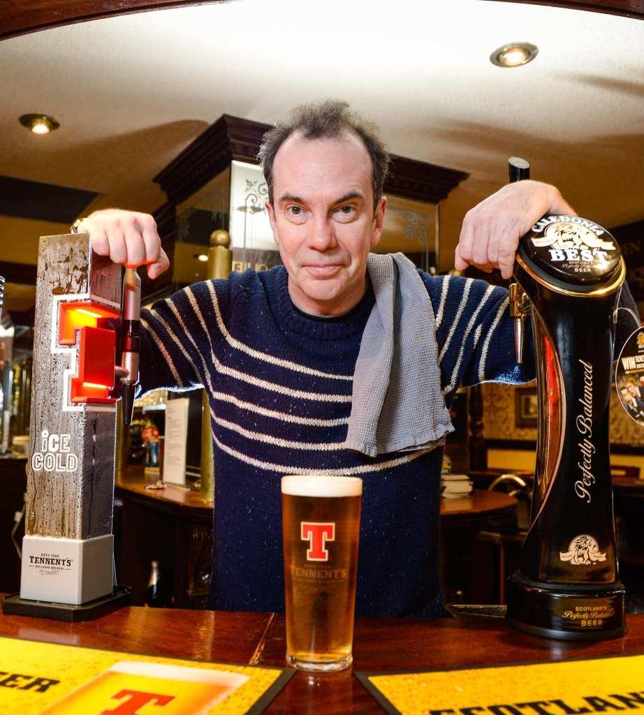 PubAidTL4 Boaby the barman