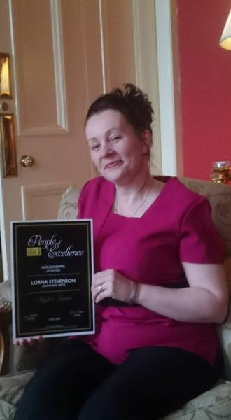 Lorna Stevenson Country House Hotel of the Year, Ardanaiseig near Kilchrenan