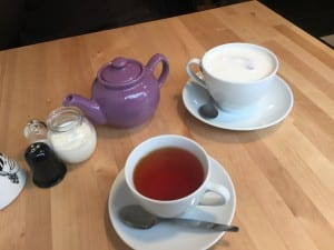 Tea Cafe strange brew Shawlands Glasgow foodie