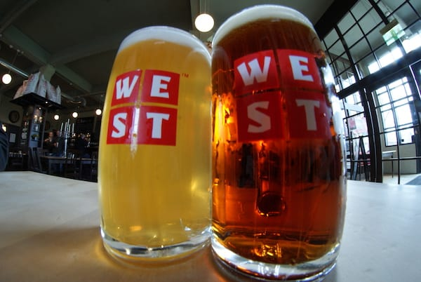WEST beer