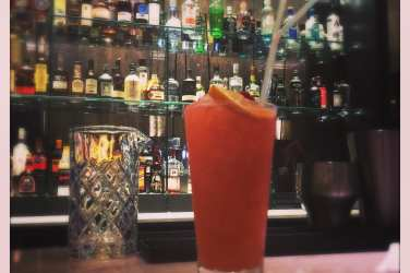 The spiritualist miller street Glasgow bar