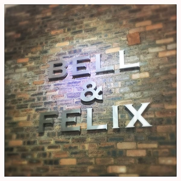 Bell_and_Felix_sign glasgow foodie explorers