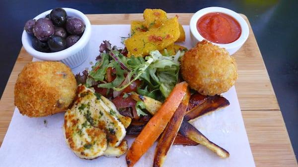 glasgow foodie explorers Bell_and_Felix_tasteboard_vegetable