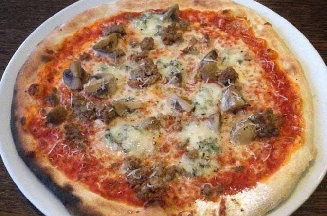 O Sole Mio - Pulcinella Pizza
