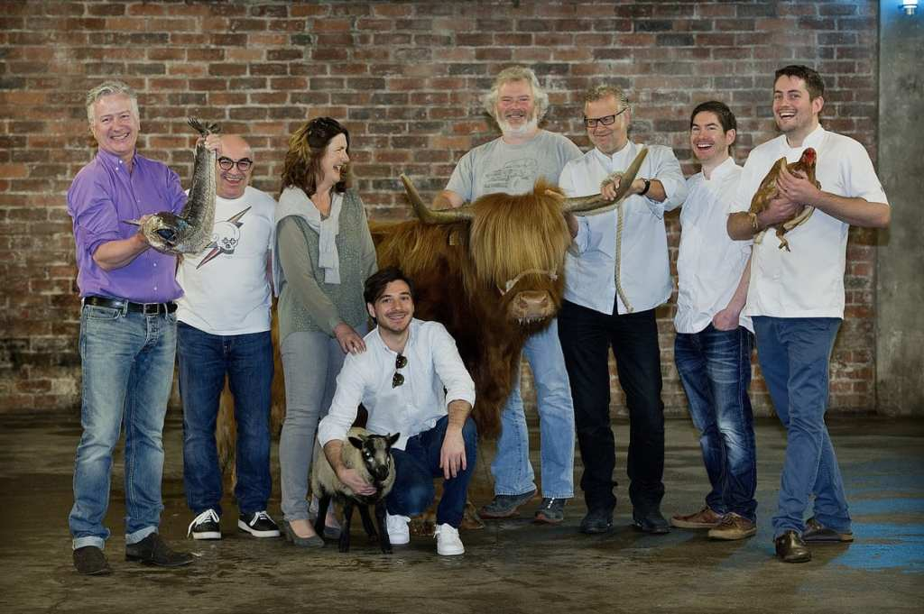 Real food real folk lets eat Glasgow foodie explorers