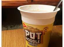 Food Review: Mac and Cheese Pot Noodle