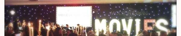 Scottish entertainment awards winners Glasgow foodie explorers