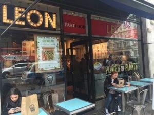 Leon Outside