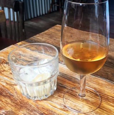 Rioja_Finnieston_Glasgow_sherry_creme_catalan