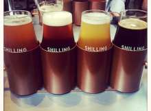 5p pizzas 🍕 at Shilling Brewery Co