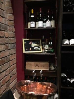 castle terrace edinburgh wine cellar