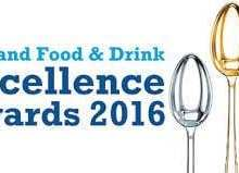 Scotland Food & Drink Excellence Awards 2016 Tonight