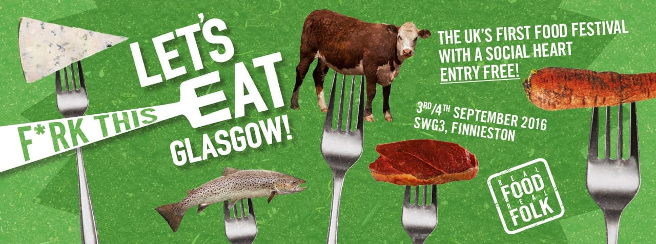 Let's eat Glasgow food vouchers