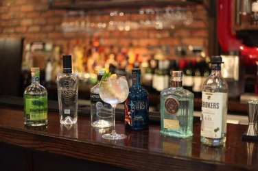 The honours Malmaison Glasgow foodie explorers gin