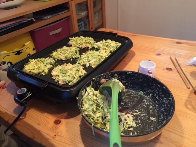 Recipe okonomiyaki aka japanese pizza foodie explorers for Aka japanese cuisine