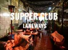 Event Preview: The Laneways Collective Supper Club