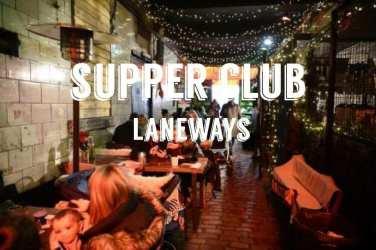 Laneways gordon street Glasgow