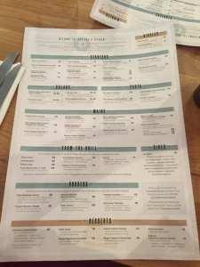 Main menu Loks Glasgow