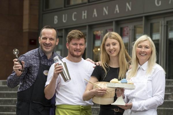 Taste Buchanan street food hub