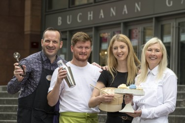 Taste Buchanan street food hub