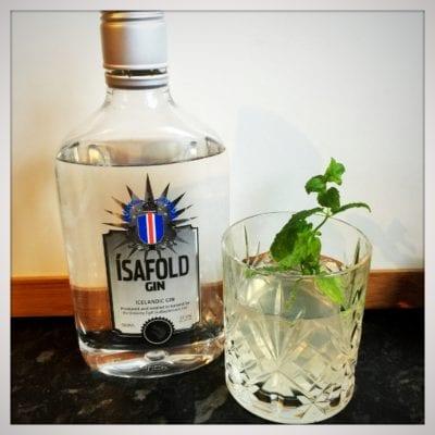 Iceland gin football