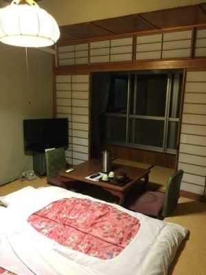 Room Yudanaka Shimaya ryokan hotel Japan