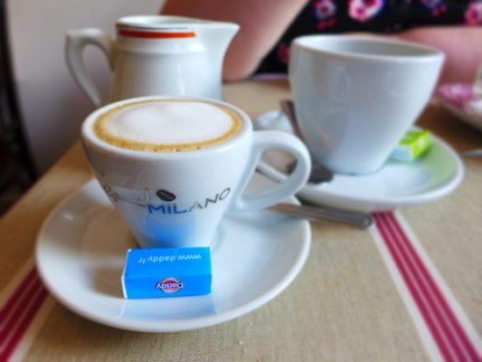lescargot bleu edinburgh coffee