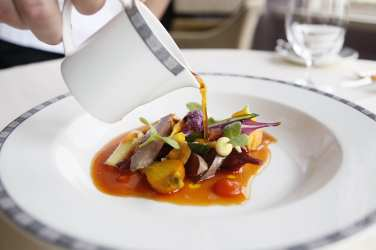Gleneagles Chef, Jonathan Wright