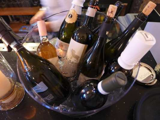 edinburgh il calice wine bottles
