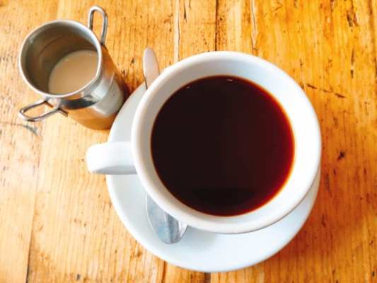 habitat cafe aberfeldy cup coffee