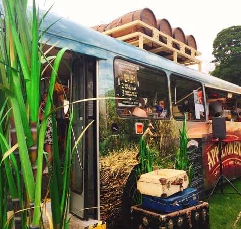 Edinburgh Foodie's festival