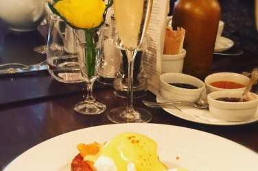 Brunch cote brasserie Glasgow